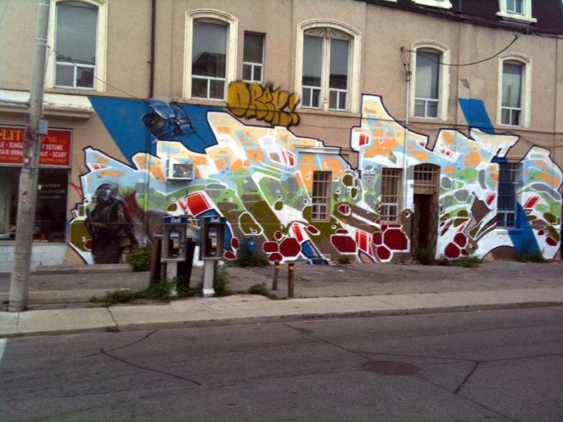 g20 mural