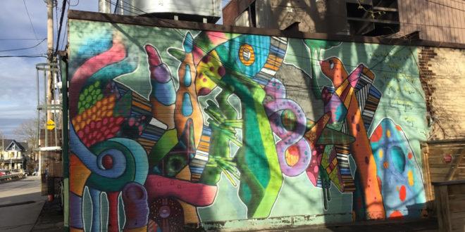 birdo toronto mural