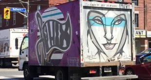 Ansr Face Moving Vehicle
