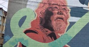 Earth Day Artwork Murals