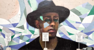 Young Jarus Artwork Mural