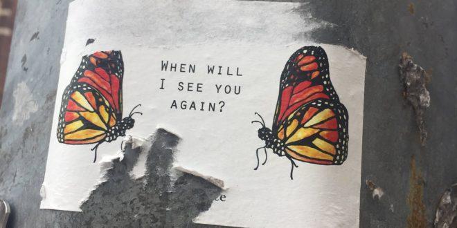Butterfly Project Street Art
