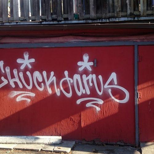 Toronto Street Art Graffiti