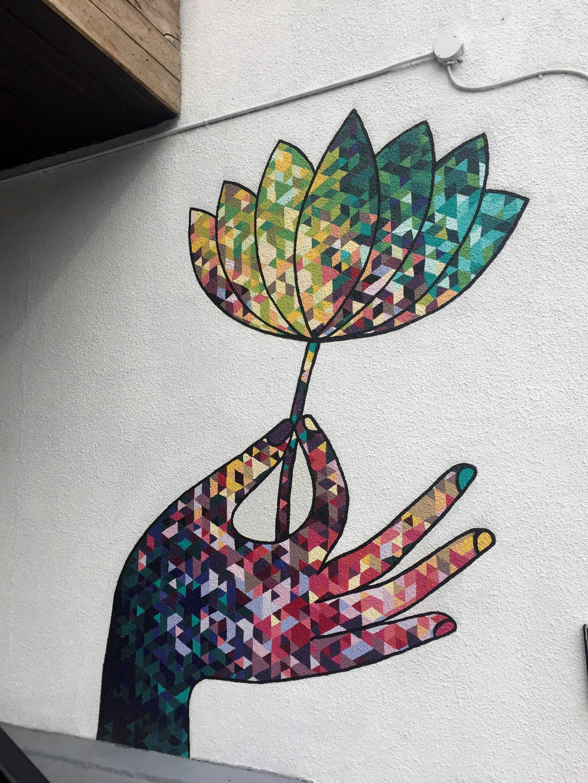 Toronto Street Art Mural