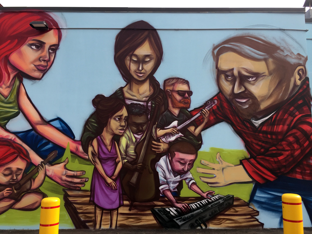 Toronto Street Art Graffiti Photo