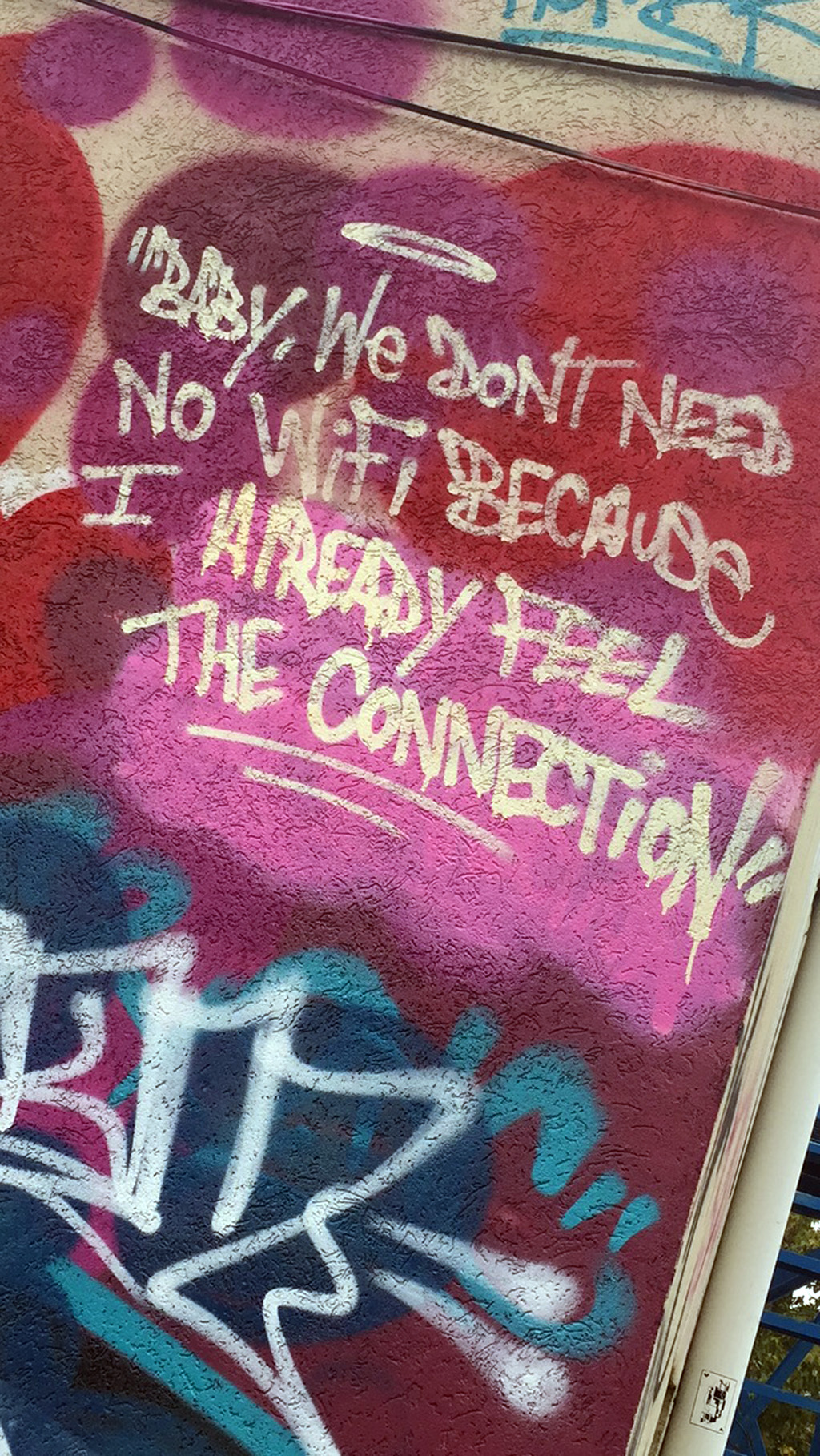 Toronto Graffiti Tag