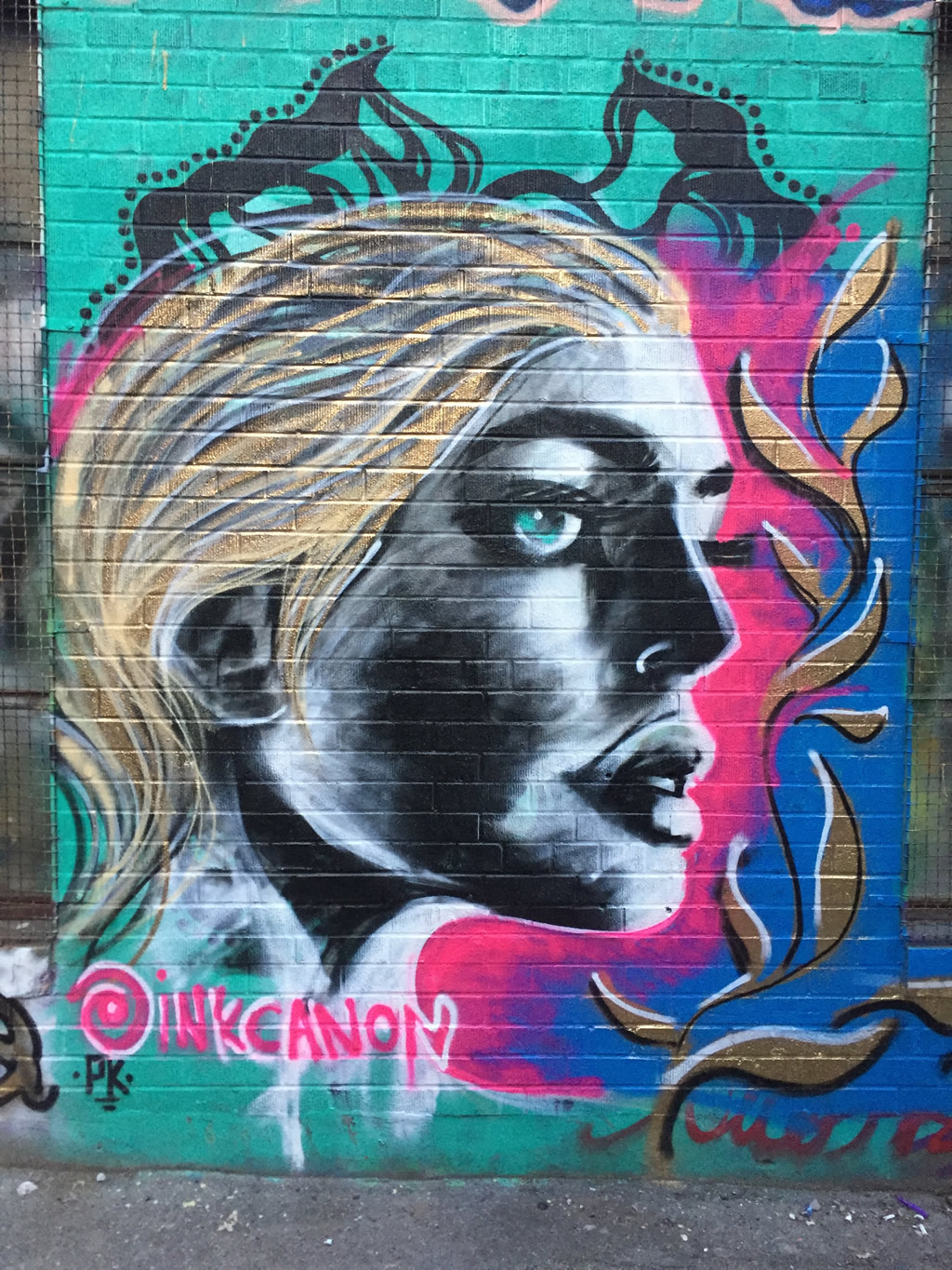 Toronto Street Art Graffiti