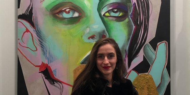 Toronto Art Canvas + Portratit