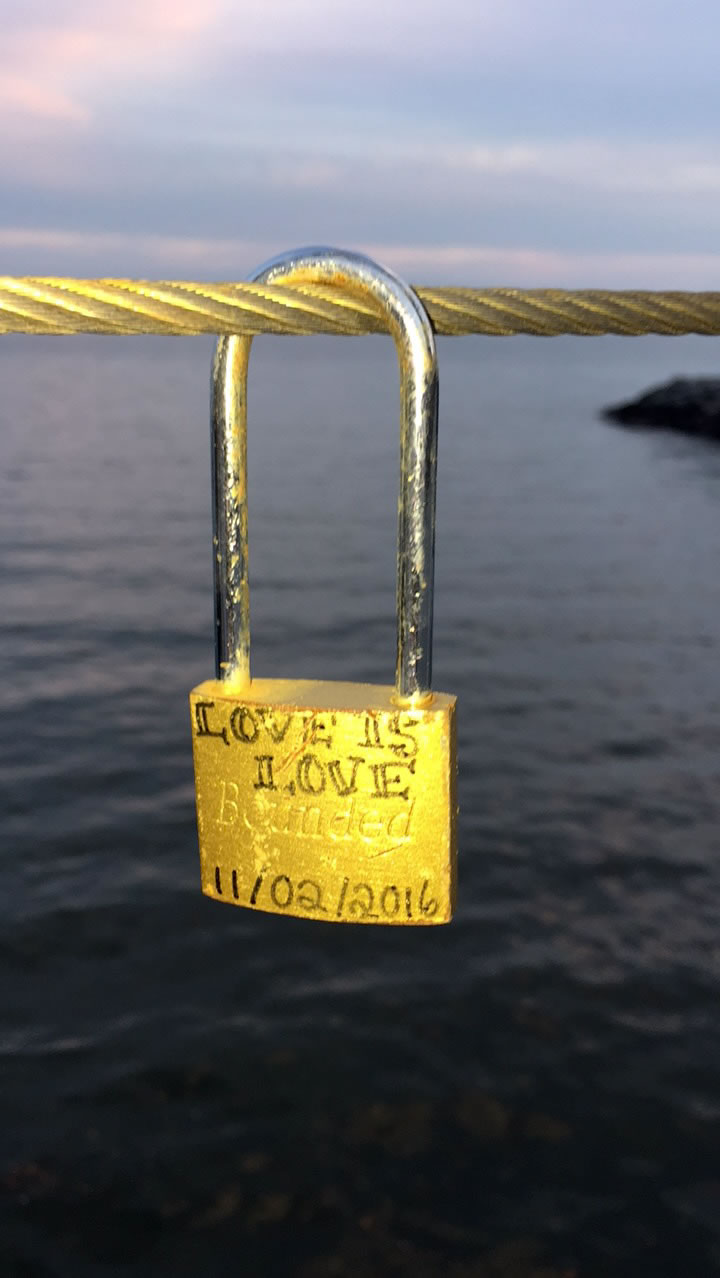 Love Lock Photo