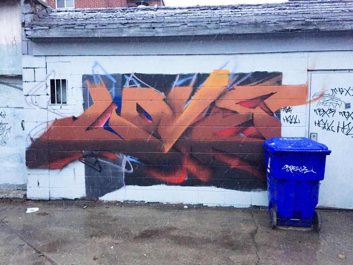 Street Art Toronto Graffiti