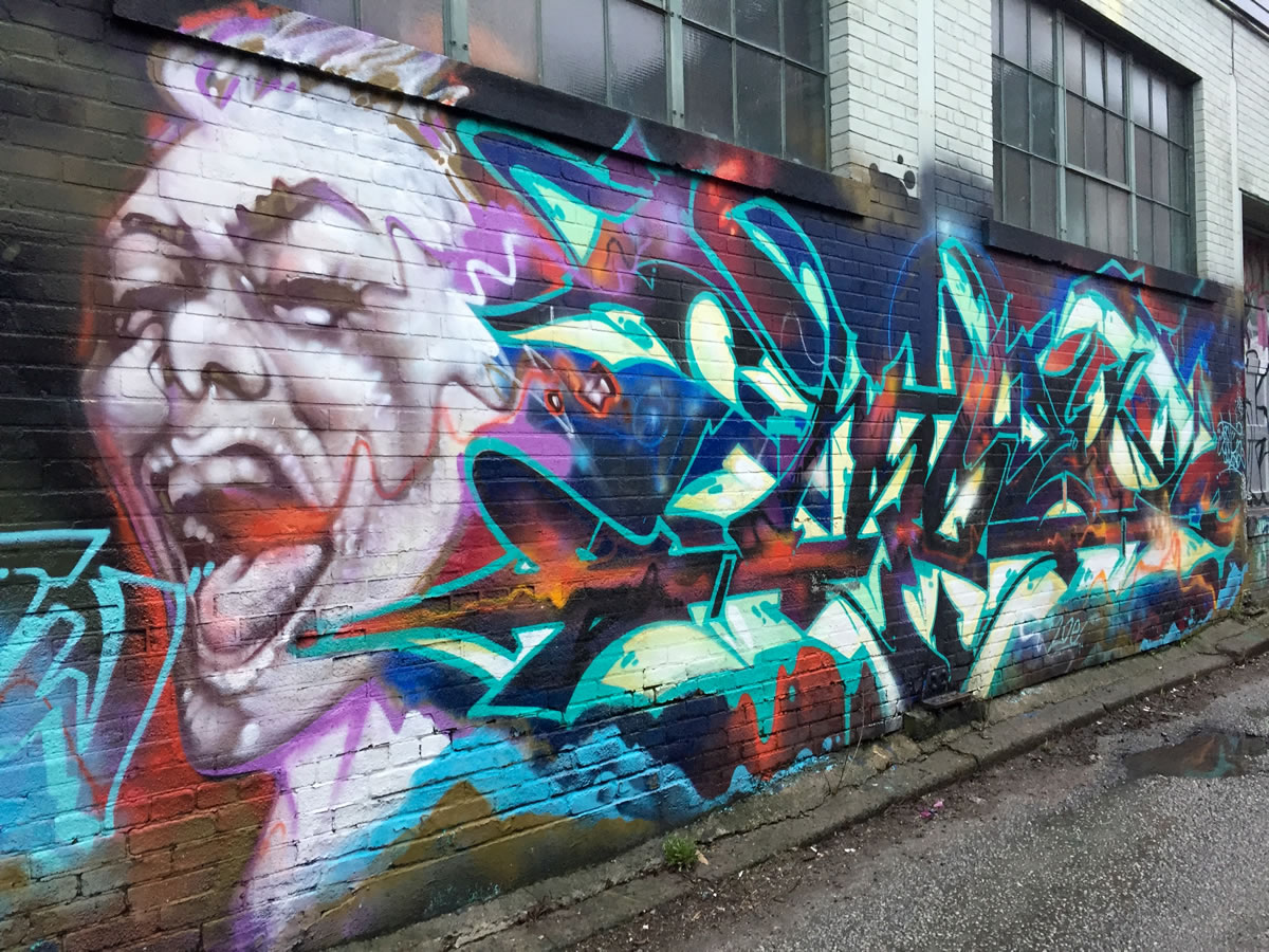 Toronto Graffiti Street Art